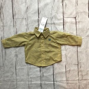 NWT Chaps | Infant Boys 3 Months | Button Down